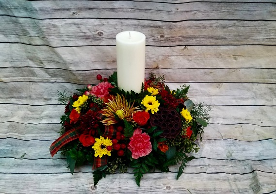 Thanksgiving Traditions from Wren's Florist in Bellefontaine, Ohio