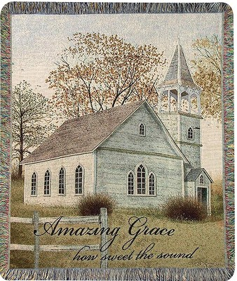 Amazing Grace Throw from Wren's Florist in Bellefontaine, Ohio